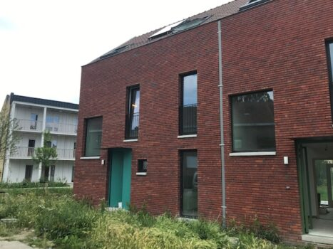 bouwverlof in zicht, afwerking woningen schakelt versnelling hoger